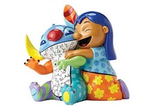 Lilo and stitch by Romero Britto
