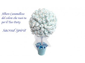 ALBERO DI MARSHMALLOW Caramelle Gommose Party