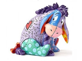 Walt Disney Eeyore by Romero Britto